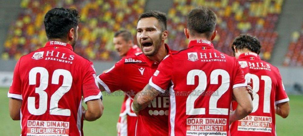 """Dinamo, obligata sa castige titlul! """"Cu un astfel de buget, trebuie sa fie campioana fara niciun fel de probleme!"""" Cine pune presiune pe Cosmin Contra"""