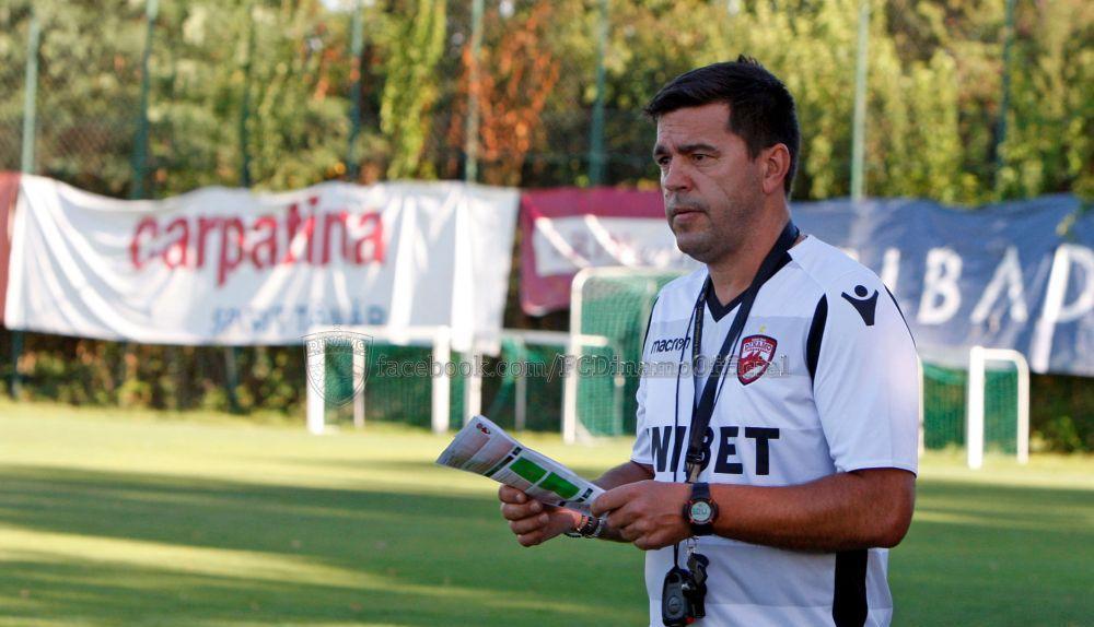 Contra si-a intrat rapid in rol la Dinamo! Primele imagini de la antrenamentele 'cainilor' sub conducerea noului antrenor