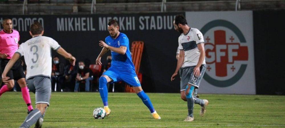 Eliminati de o echipa INVIZIBILA! Lokomotiv Tbilisi a jucat ultima data in Europa in urma cu 12 ani! Premiera pentru georgieni, rusine pentru Craiova
