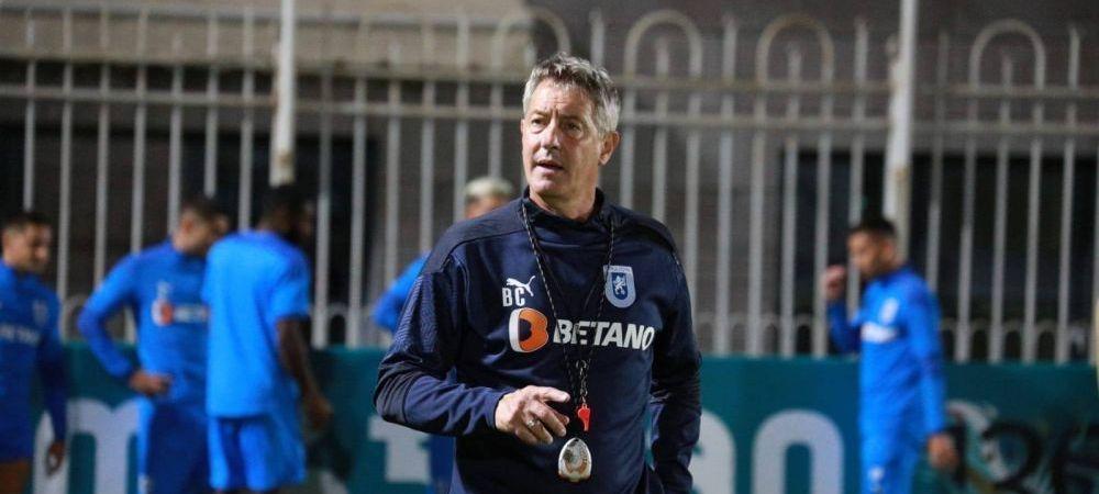 Primele declaratii ale lui Bergodi dupa UMILINTA cu Lokomotiv Tblisi! Explicatiile italianului pentru eliminarea rusinoasa din Europa League