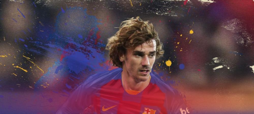 AFACEREA SOC propusa de Barcelona! In plin scandal cu Messi, a vrut sa renunte si la Griezmann pentru un alt jucator! Ce schimb vrea Barca
