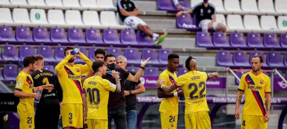 Inca o LOVITURA pentru Barcelona! Koeman il voia capitan, dar el accepta un salariu la jumatate pentru a pleca de pe Camp Nou!