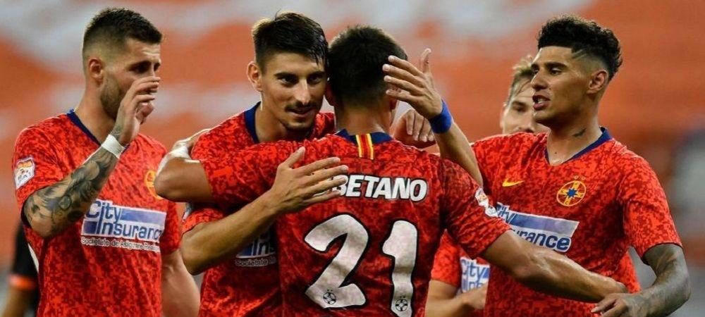 FCSB, abonata la cupele europene! Echipa lui Gigi Becali a ajuns la 18 sezoane consecutive in Europa! Cifrele SENZATIONALE ale 'ros-albastrilor'