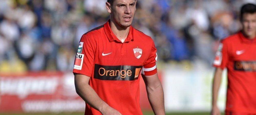 """Ofertat de Dinamo si CFR, Paul Anton asteapta un transfer in strainatate: """"Am avut ceva oferte din alte tari"""""""