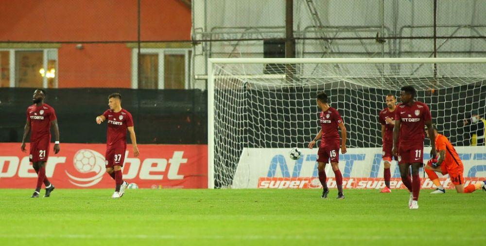 CFR Cluj - Sepsi Sf. Gheorghe, LIVE TEXT de la ora 21:00 | Probleme de lot pentru Dan Petrescu dupa duelul cu Dinamo Zagreb din Liga Campionilor!