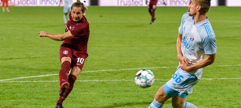 CFR Cluj 0-0 Sepsi Sf. Gheorghe| Inca un pas GRESIT pentru CFR Cluj! Dupa eliminarea din Champions League, campioana face egal cu Sepsi