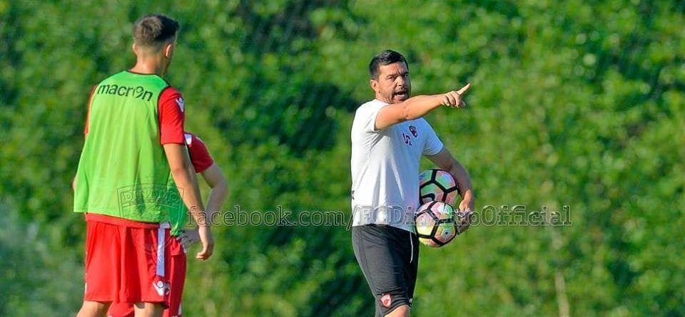 Merge sa se vada cu ultrasii! Cortacero i-a chemat pe suporterii din DDB in cantonamentul lui Dinamo