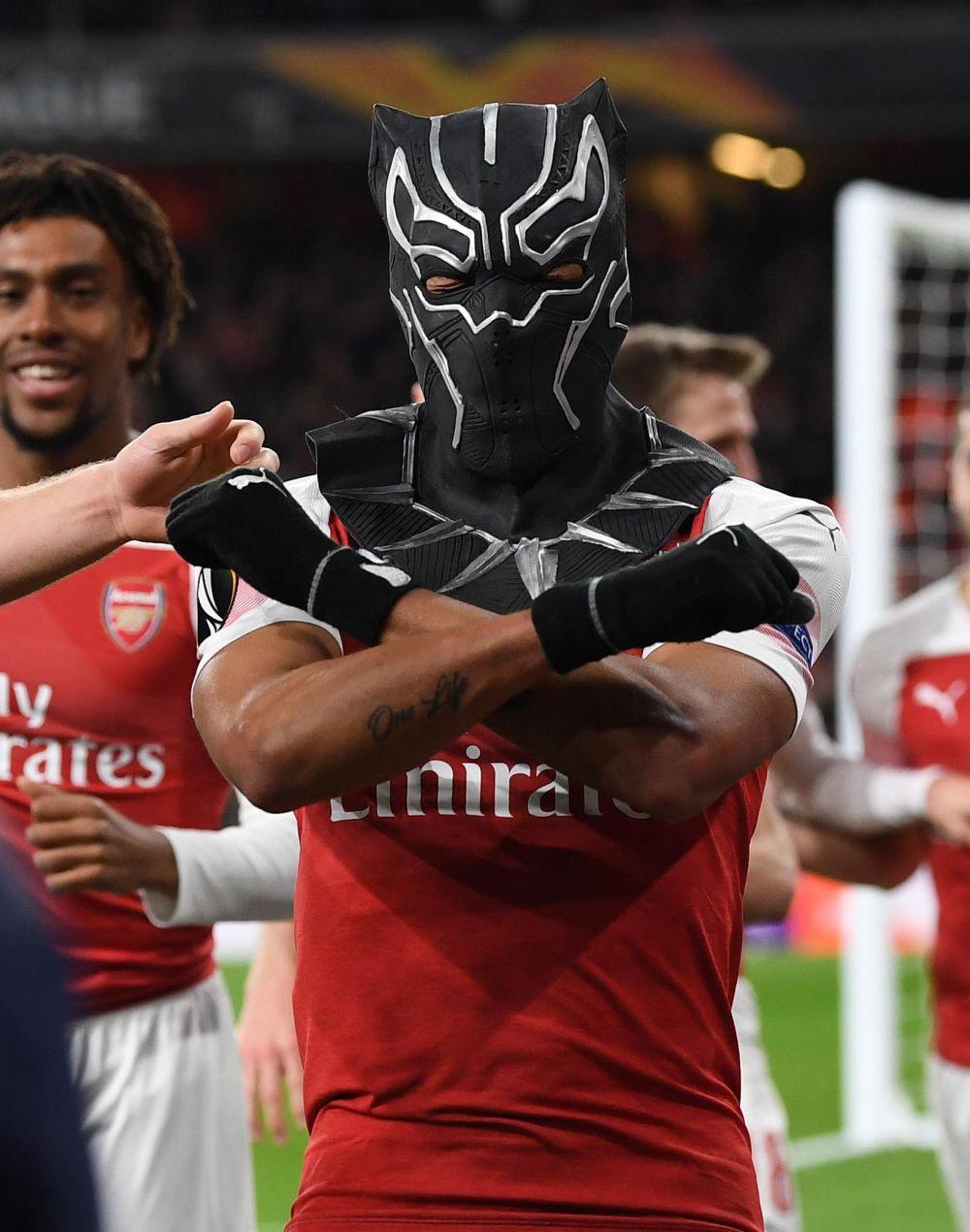 Aubameyang a marcat cu Liverpool! Omagiu emotionant pentru Chadwick Boseman dupa gol! AICI: Ce se intampla in Arsenal 1-0 Liverpool