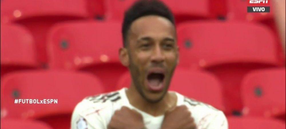 Aubameyang a marcat cu Liverpool! Omagiu emotionant pentru Chadwick Boseman dupa gol! Arsenal a BATUT-O la penalty-uri pe Liverpool in Community Shield
