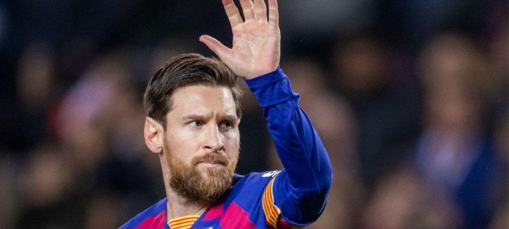 Masura DRASTICA luata de Bartomeu la Barcelona! A CONCEDIAT firma de avocatura care reprezenta clubul dupa faxul trimis de Leo Messi