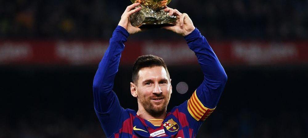 Decizie de ULTIMA ORA luata de Messi in razboiul cu Barcelona! Ce face dupa ce clubul l-a anuntat ca nu pleaca decat pentru 700 de milioane de euro