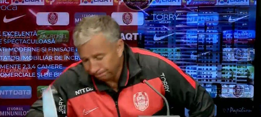 """S-a ridicat si a plecat! """"E inuman, e incredibil! Sunt convins ca vin 200 de ore acum! 100% asa va fi, m-am saturat, nu mai pot!"""" Reactie ireala a lui Petrescu dupa meci"""