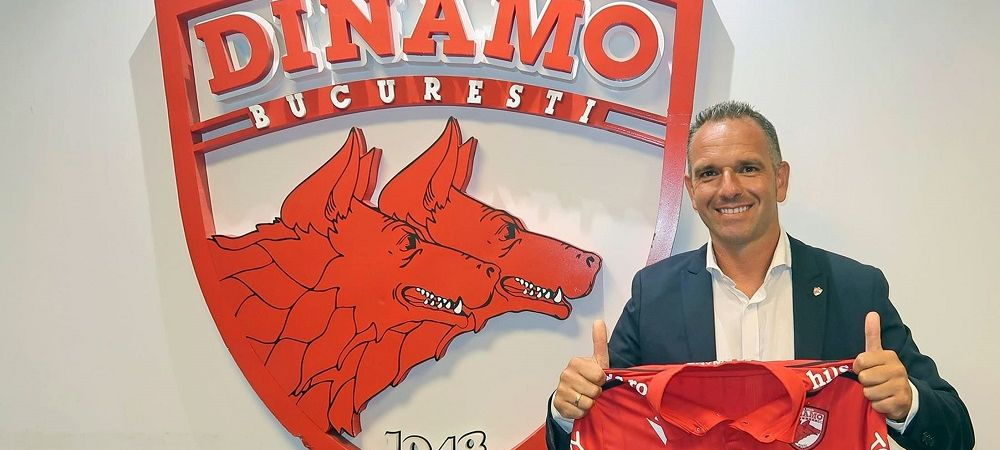 Pablo Cortacero a ajuns in Romania! Prima reactie a investitorului de la Dinamo dupa aterizare! Cu cine se va intalni in Bucuresti