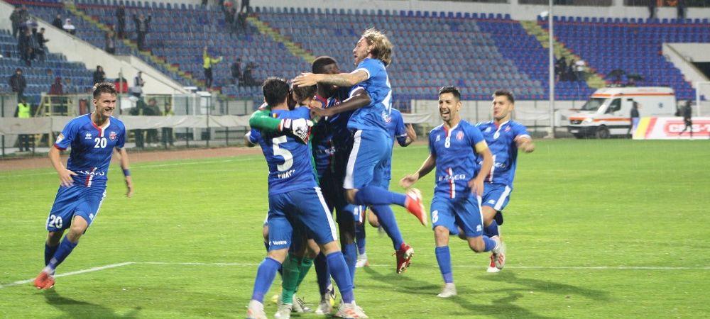 FC Botosani 4-0 Poli Iasi   Dezastru pentru Pancu si Poli Iasi! Jucatorii lui Croitoru s-au distrat pe teren in a doua repriza