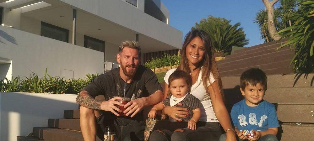 CIUDATENIA lui Messi de care nu stie nimeni! Extravaganta de superstar a zeului fotbalului care ii lasa pe toti cu gura cascata!