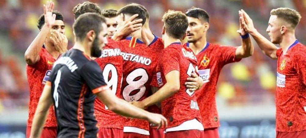 FK Backa Topola - FCSB si Botosani - Shkendija sunt duelurile romanilor din turul 2 al Europa League! Ros-albastrii vor merge in Serbia, iar Botosani va juca pe teren propriu