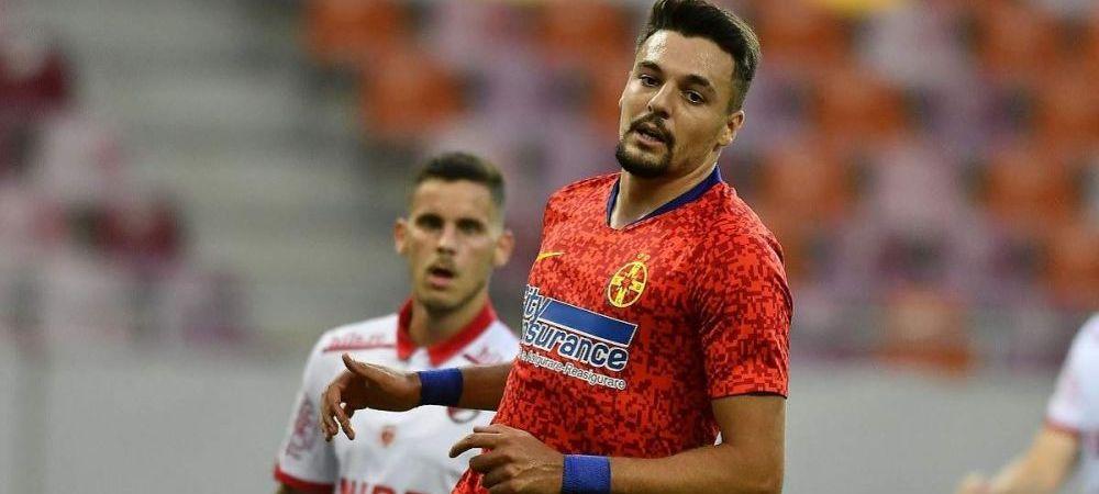 """""""Sa fie mai ambitios! La fotbal nu se vorbeste, se joaca!"""" Adi Petre, 'urecheat' dupa 'conflictul' cu Gigi Becali! Ce sfaturi a primit atacantul FCSB-ului"""