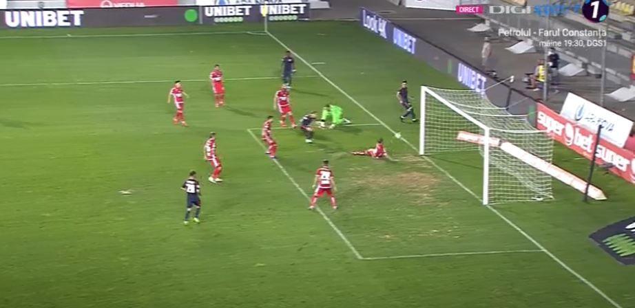 LOVITA de Covid-19, Chindia o LOVESTE pe Dinamo! Infrangere pentru Contra la debut! AICI toate fazele importante din Chindia Targoviste 1-0 Dinamo!