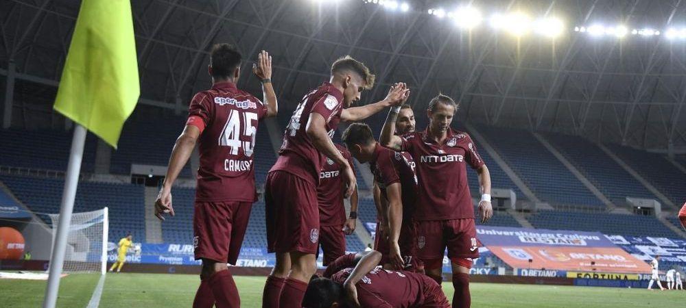 CFR nu a scapat! Campioana Romaniei trebuie sa joace turul 3 preliminar al Europa League: romanii de la Ludogorets, trimisi direct in PLAYOFF