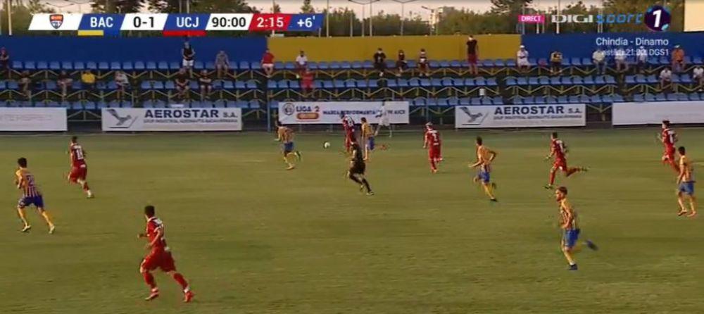 Primul meci din Romania cu spectatori in tribune! Ei sunt fanii care si-au sustinut echipa in primul meci dupa promovare!