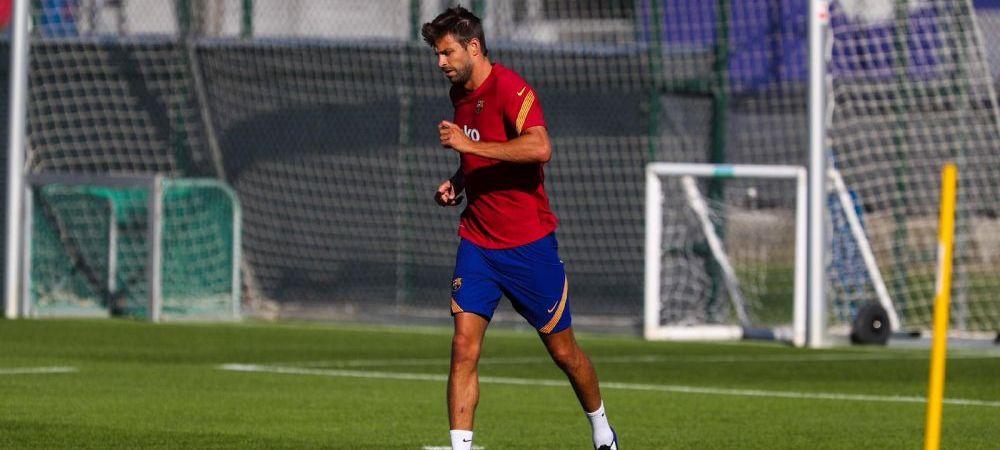 Prima zi de antrenament la Barcelona, a doua zi FARA MESSI! Catalanii au reluat pregatirileFARA capitanul Leo!
