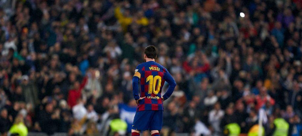 Intalnire de GRADUL ZERO la Barcelona! Tatal lui Messi se vede cu presedintele Bartomeu pentru a definitiva PLECAREA lui Leo
