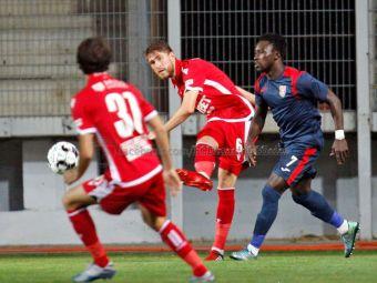 Dinamovistii acuza un truc pentru infrangerea cu Chindia. Gazdele ar fi folosit o capcana pentru meciul de debut al lui Contra