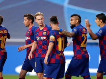 El este urmatorul care PLEACA de la Barcelona dupa Ivan Rakitic! Jucatorul catalanilor care s-a inteles deja cu noul club