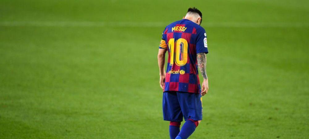 Semn ca Messi nu trebuie sa PLECE?! :) Tatal starului argentinian urma sa plece spre Barcelona, insa zborul a fost AMANAT