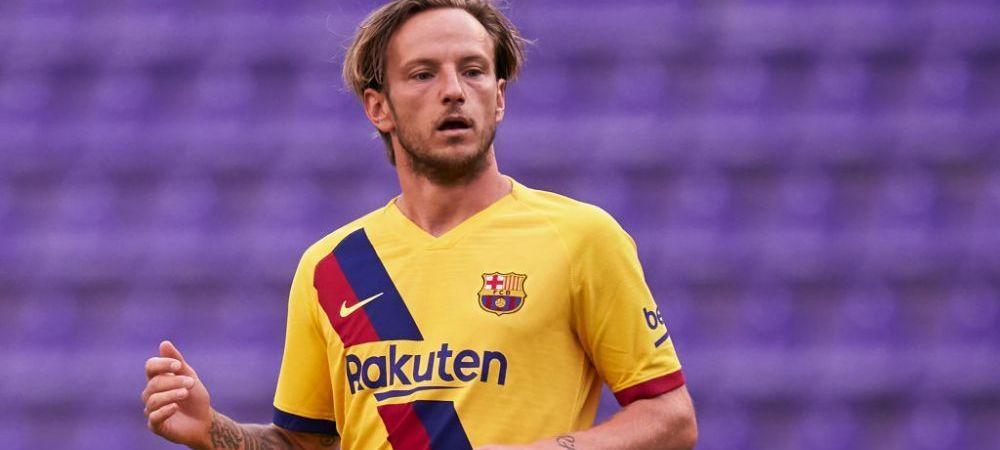 Nici Man sau Coman nu costa ATAT! :) Barcelona l-a dat pe NIMIC pe Rakitic la Sevilla! Suma transferului a socat pe toata lumea