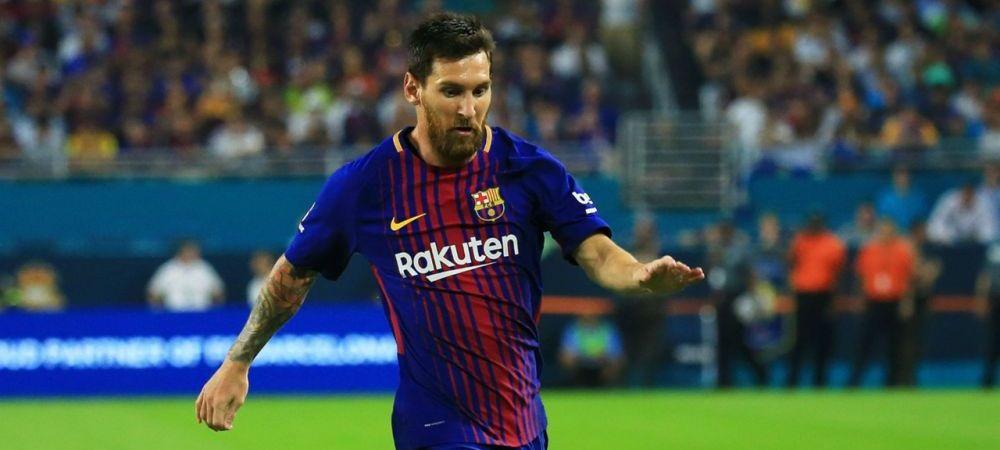 Prima runda de negocieri dintre Messi si Barcelona s-a INCHEIAT! Ce propunere i-au avansat catalanii starului argentinian