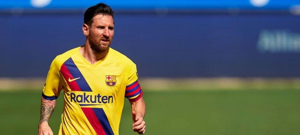 Messi s-a DECIS in legatura cu viitorul sau! Ce va face starul argentinian! ANUNTUL MOMENTULUI!