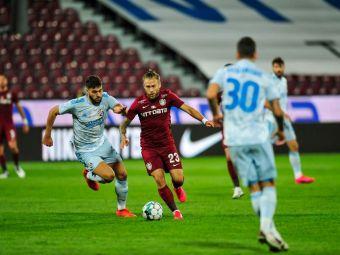 Catalin Golofca a plecat de la CFR Cluj! Cu ce club din Liga 1 a semnat mijlocasul