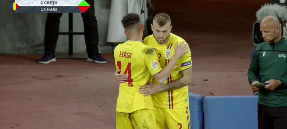 A debutat in echipa nationala la 28 de ani! Cretu, marea surpriza a lui Radoi la primul meci pe banca Romaniei!