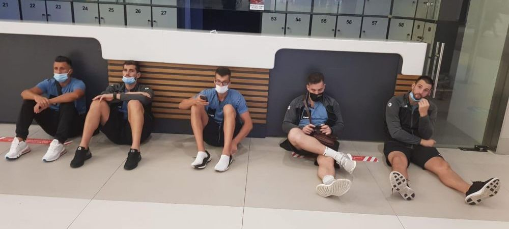 Deplasare de COSMAR pentru HCM Constanta! Hanbalistii, blocati 24 ore in Istanbul de rusi cu o zi inainte de meciul cu Rostov