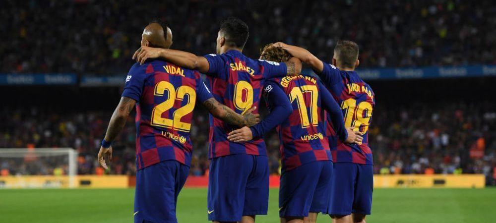 Koeman a inceput ORDINEA la Barcelona! Doi 'GREI' ai vestiarului nu se vor mai antrena alaturi de prima echipa