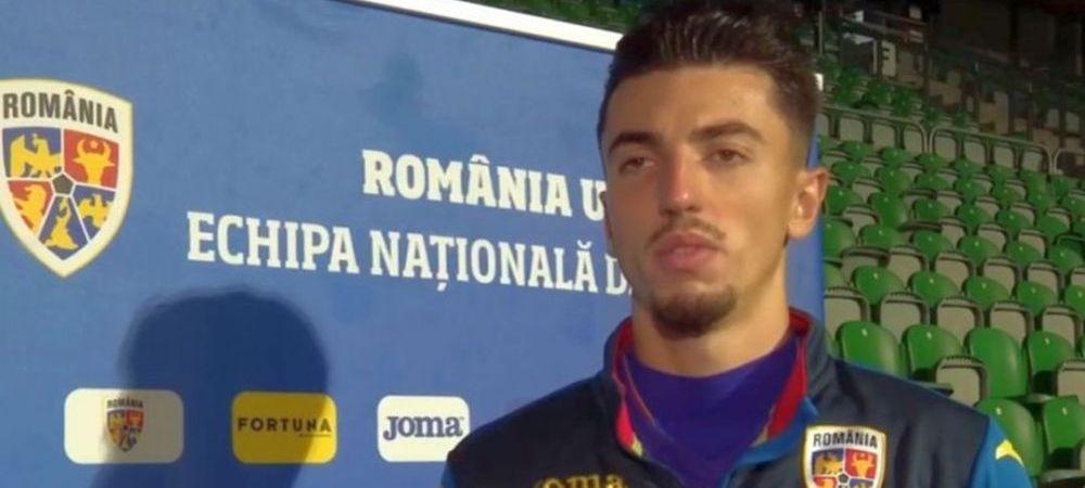 """A demonstrat Vlad ca merita sa fie numarul 1 la FCSB? """"A fost excelent! Daca nu era el, probabil ca luam 3 goluri pana la pauza!"""" Fotbalistii ros-albastrilor, remarcati la nationala U21"""