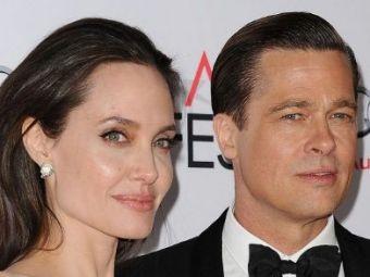 Angelina Jolie are si ea ceva de spus! Cum s-a simtit dupa ce Brad Pitt si-a dus noua cucerire in locul in care obisnuia sa mearga cu ea