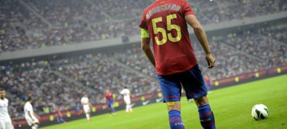 """Bourceanu, atac la fostul sau antrenor de la FCSB: """"Nu a fost o perioada ok intre noi. Dar nu e vina lui, e vina jucatorului tot timpul!"""""""