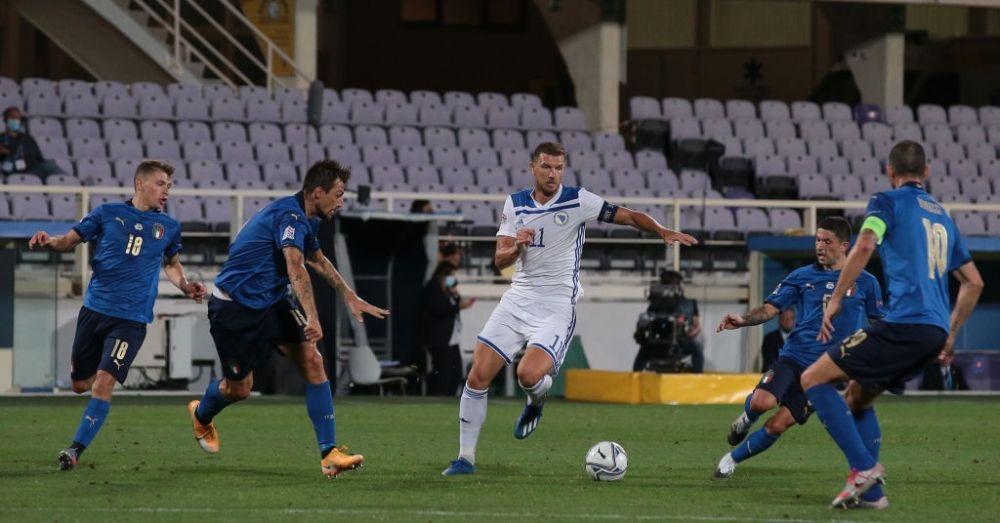 Olanda - Italia si Irlanda de Nord - Norvegia, LIVE de la ora 21:45   Echipa lui Bonucci si Immobile, in cautarea primei victorii! Programul zilei in Nations League
