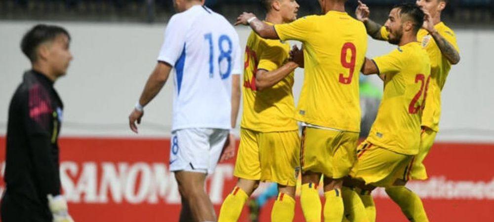"""Darius Olaru isi doreste sa egaleze performanta tricolorilor de la Europeanul din Italia! Ce spune jucatorul FCSB-ului: """"Sper sa repetam figura"""""""