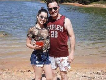 Drumul scurt de la fericire la tragedie! S-a POZAT cu iubita pe plaja si dupa 5 minute a MURIT inecat! Cei doi sarbatoreau LOGODNA