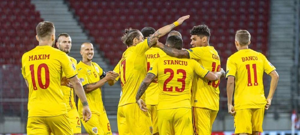 """Nu toti 'tricolorii' au impresionat in meciul cu Austria! Pe cine a 'urecheat' Cornel Dinu: """"Sunt putin pretentios si am rezerve fata de doi titulari!"""""""