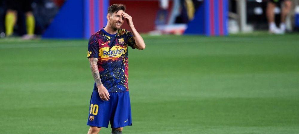 """VIDEO  Declaratii INCENDIARE ale antrenorului lui Burnley, DEZAMAGIT ca a ratat transferul lui Messi! """"Regretam ca s-a intamplat asa!"""""""