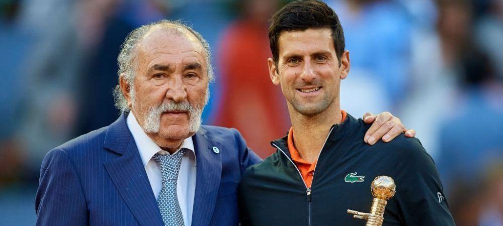 """ATAC al lui Tiriac dupa scandalul Djokovic: """"Arbitra trebuia sa se uite la meci! Daca nu te uiti, stai acasa!"""" Ce spune despre eliminarea sarbului"""