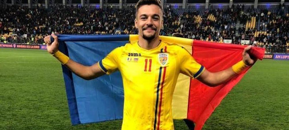 SUPER LOVITURA pregatita de Dinamo! 'Cainii' il vor pe atacantul distrus de Gigi Becali!Adrian Petre poate ajunge sub comanda lui Contra