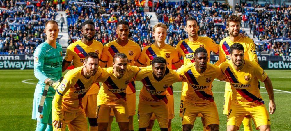 Incepe 'ERA KOEMAN' la Barcelona! Cum ar putea arata 'primul 11' sub comanda noului antrenor al catalanilor. Surpriza TOTALA in atac