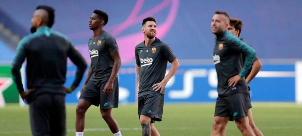 """""""Sper sa repete figura in acest sezon!"""" Primele reactii ale lui Koeman dupa saptamana petrecuta cu Messi la antrenamentele Barcelonei!"""