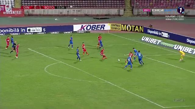A DAT CA HAGI! Borja Valle, GOL DE LA 60 de metri la 25 de minute de la debutul pentru Dinamo! Reusita ISTORICA pentru spaniol