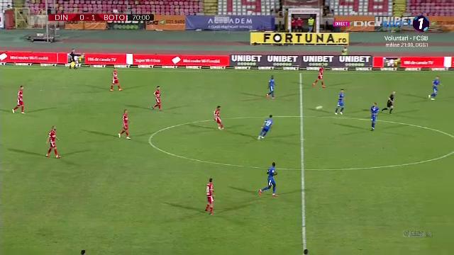 A DAT CA HAGI! Borja Valle, GOL DE LA 60 de metri in primul meci la Dinamo! Reusita ISTORICA pentru spaniol